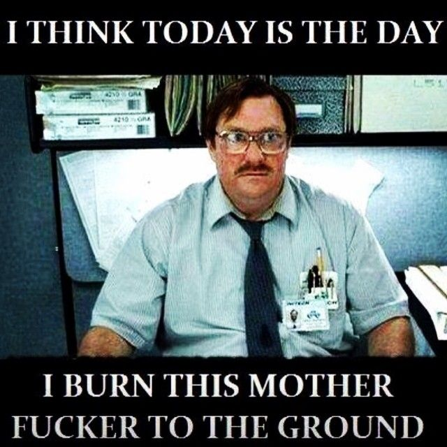 Funny Meme Iconosquare : Office space funny meme pinterest