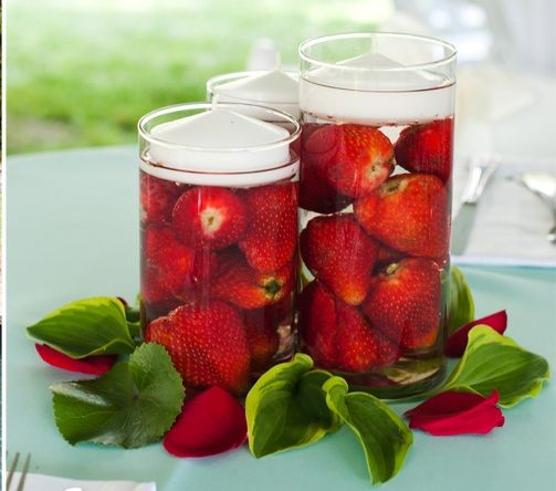 Wedding Centerpieces Ideas For Summer: 21 Creative Centerpieces That Don't Involve Flowers
