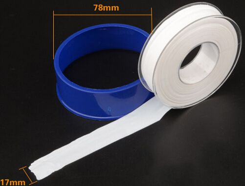 free shipping,4 Roll/pcs 25M / roll thread seal tape 17mm wide Oil-free Water Pipe PTFE Teflon Thread Seal Plumbing Tape