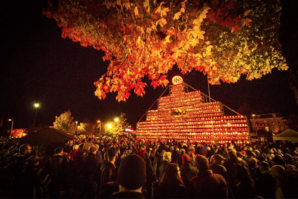 The 5 Best Pumpkin Festivals in New England New england