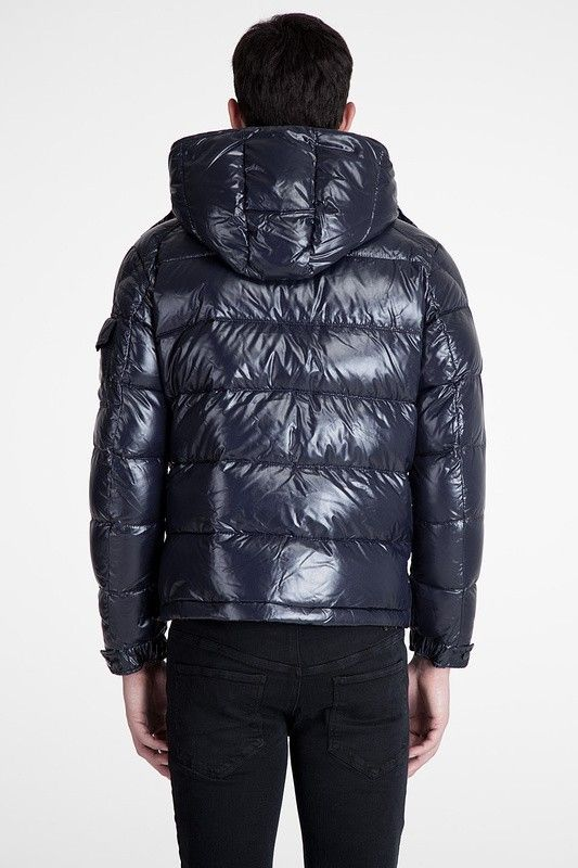 Moncler Himalaya Men's Down Jacket Navy
