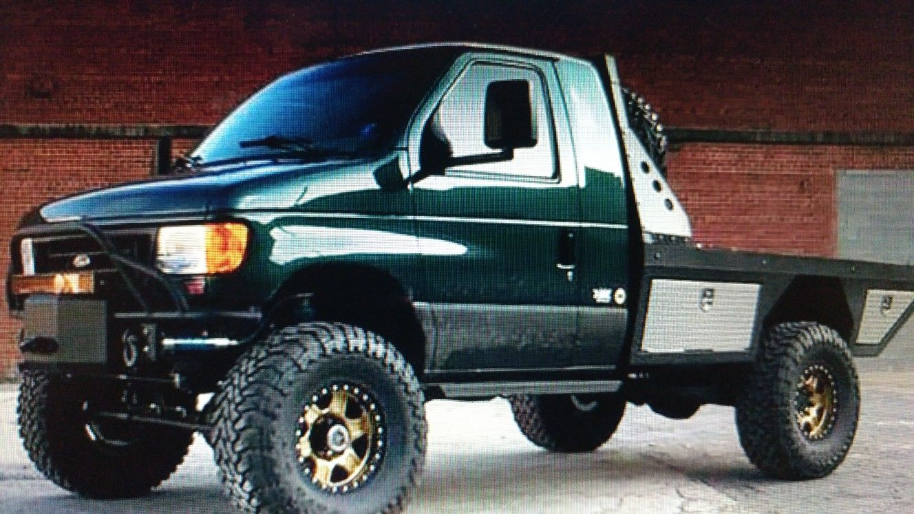 Ujoint Offroad With Images Ford Van Cool Trucks 4x4 Van