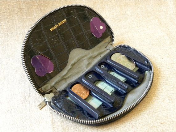 Mayflower Coin Sorter Wallet by FlyOn on Etsy, $15.50 ...