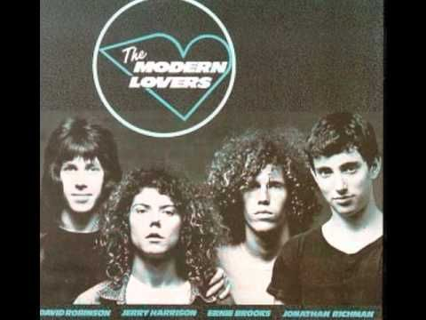 The Modern Lovers Roadrunner The Modern Lovers Were An American Rock Band Led By Jonathan Richman In The 1970s And 1980s The Modern Lovers Rock Songs Songs