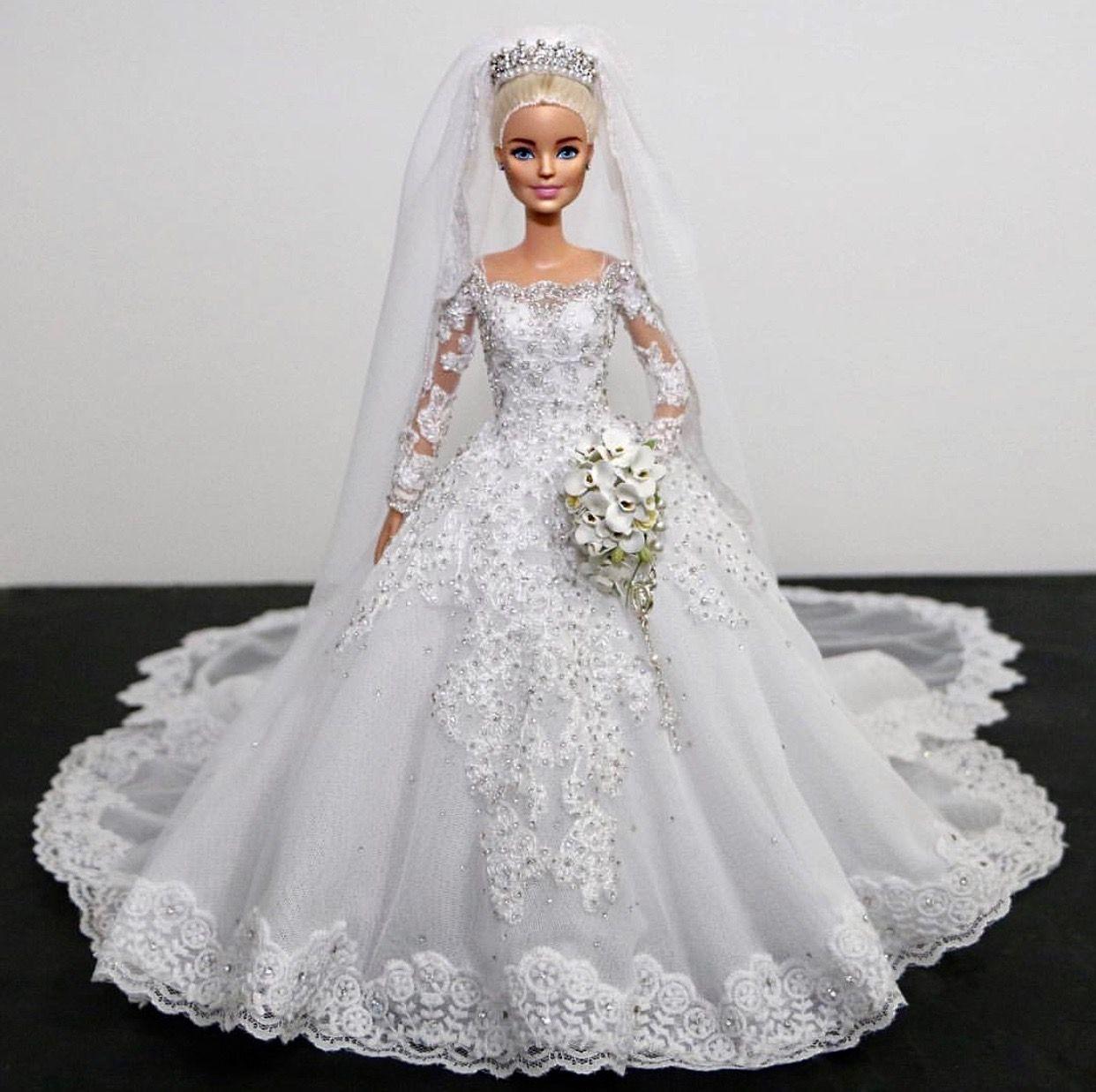 19..19/sammurakammi (mit Bildern)  Barbie braut, Barbie kleider
