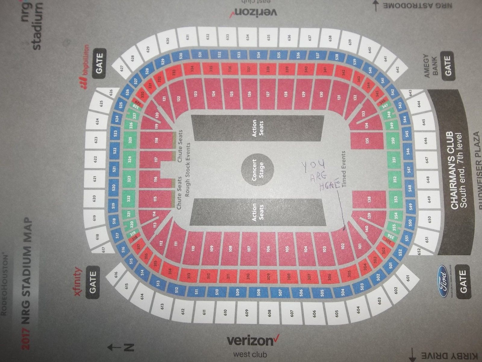 Tickets 4 Tickets Houston Rode Florida Georgia Line 20th Sec 102 Row C 3 Rows From Floor Tickets Houston Rodeo Florida Georgia Line Old Dominion