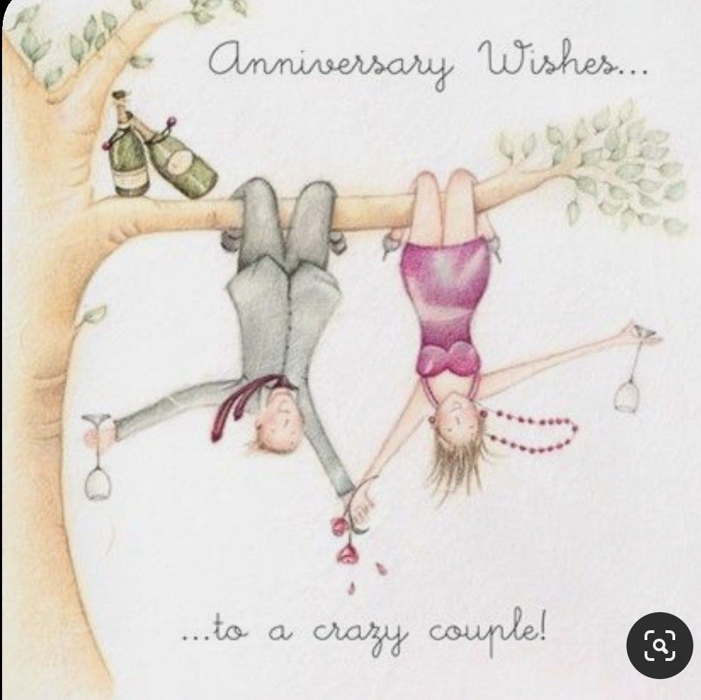 Pin By Catherine Steele On Artisanat Peinture Personnages Happy Anniversary Cards Anniversary Quotes Funny Happy Anniversary Wishes