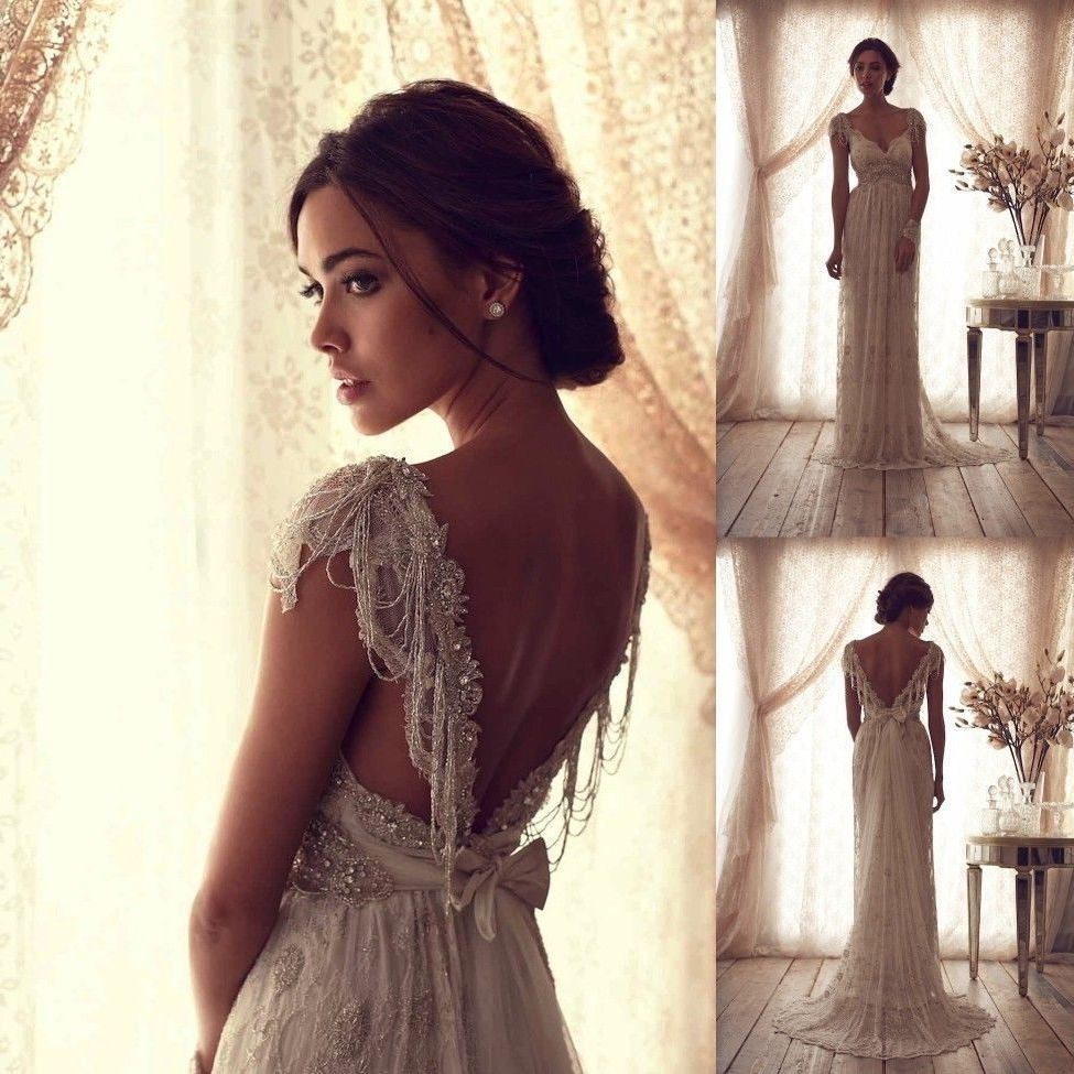 Anna Campbell Wedding Dress Northern Ireland | Wedding Dress ...