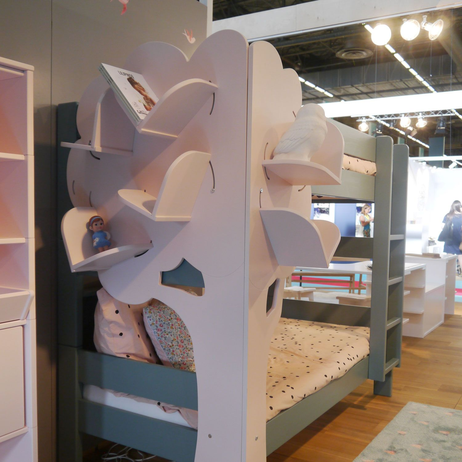 Mathy by Bols Dominique Bunk Bed Height 149 cm
