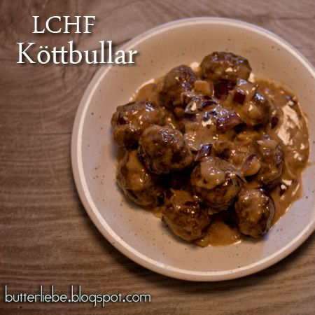 rezept k ttbullar mit rahmso e low carb high fat k ttbullar und lchf. Black Bedroom Furniture Sets. Home Design Ideas