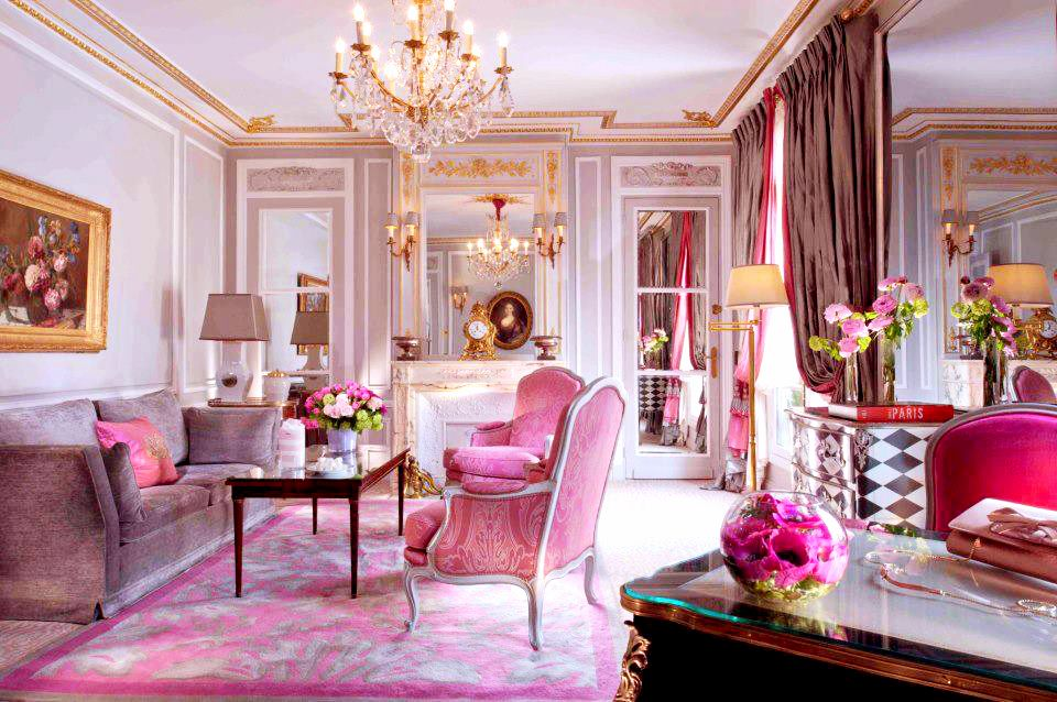 French living room style. Great color combination | Home Decor ...