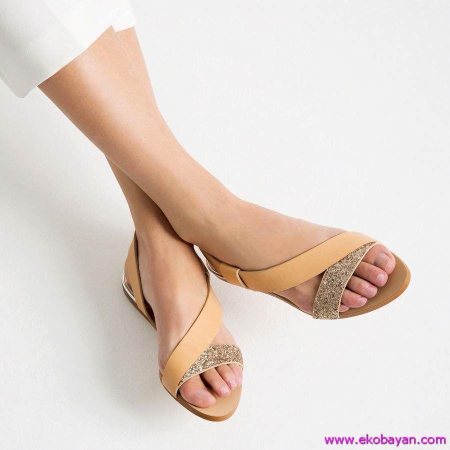 Zara Sandalet Modelleri 2016 Sandalet Zara Bayan Ayakkabi