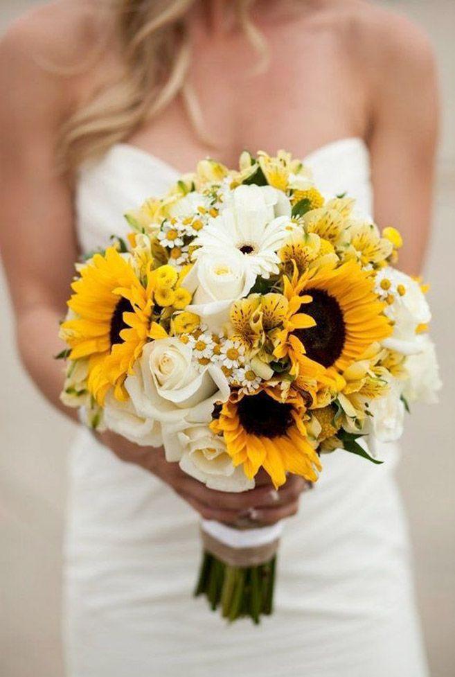Fall Bouquets Featuring The Prettiest Seasonal Flowers | Weddingbells