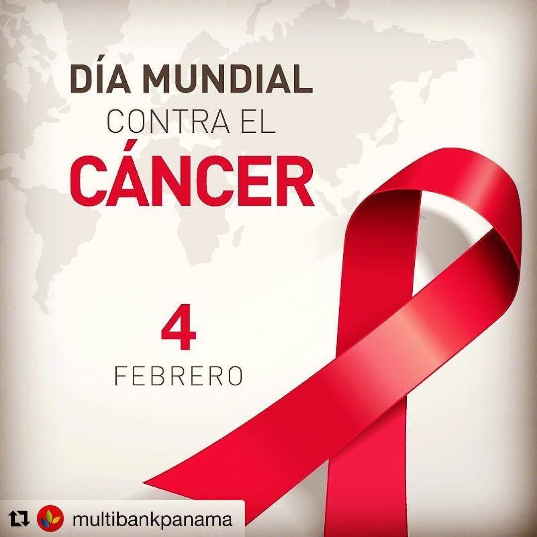 Nos unimos a la lucha contra el #cáncer #FB #DíaMundialDeLaLuchaContraElCáncer #Repost @multibankpanama with @repostapp  Hoy se celebra el #DíaMundialContraElCáncer Cada batalla es distinta pero la lucha es de todos!