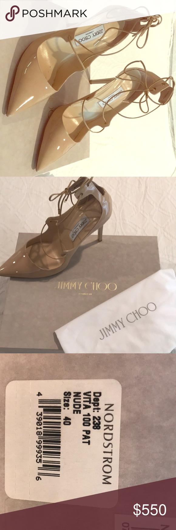 ffed21b3c3d5 Jimmy Choo Vita Lace Pump Jimmy Choo Vita EXCELLENT Condition.