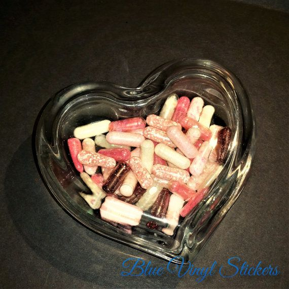 Check out this item in my Etsy shop https://www.etsy.com/listing/501909587/glitter-pills-valentines-day-what-better