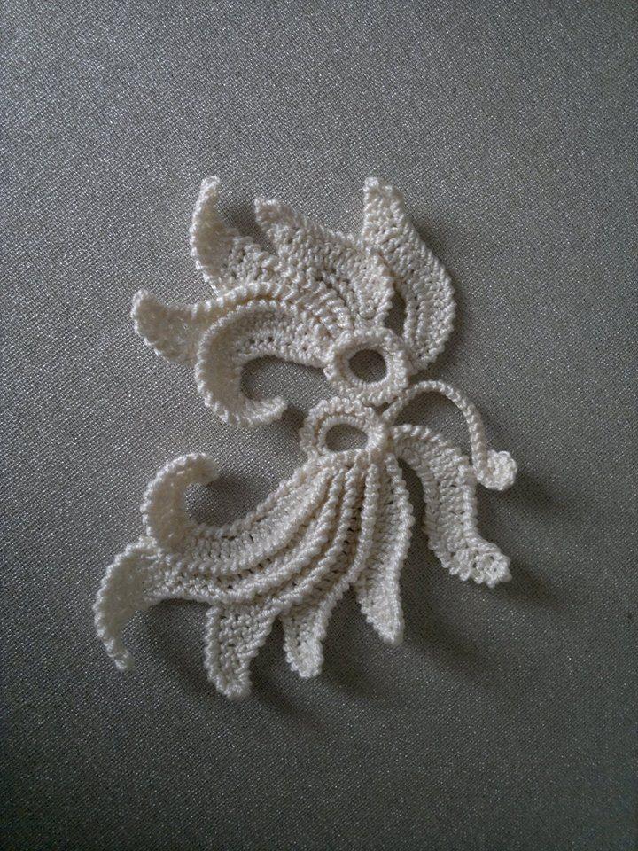 Pin von Vera Lucia Ivan Neves auf crochê holandês | Pinterest ...