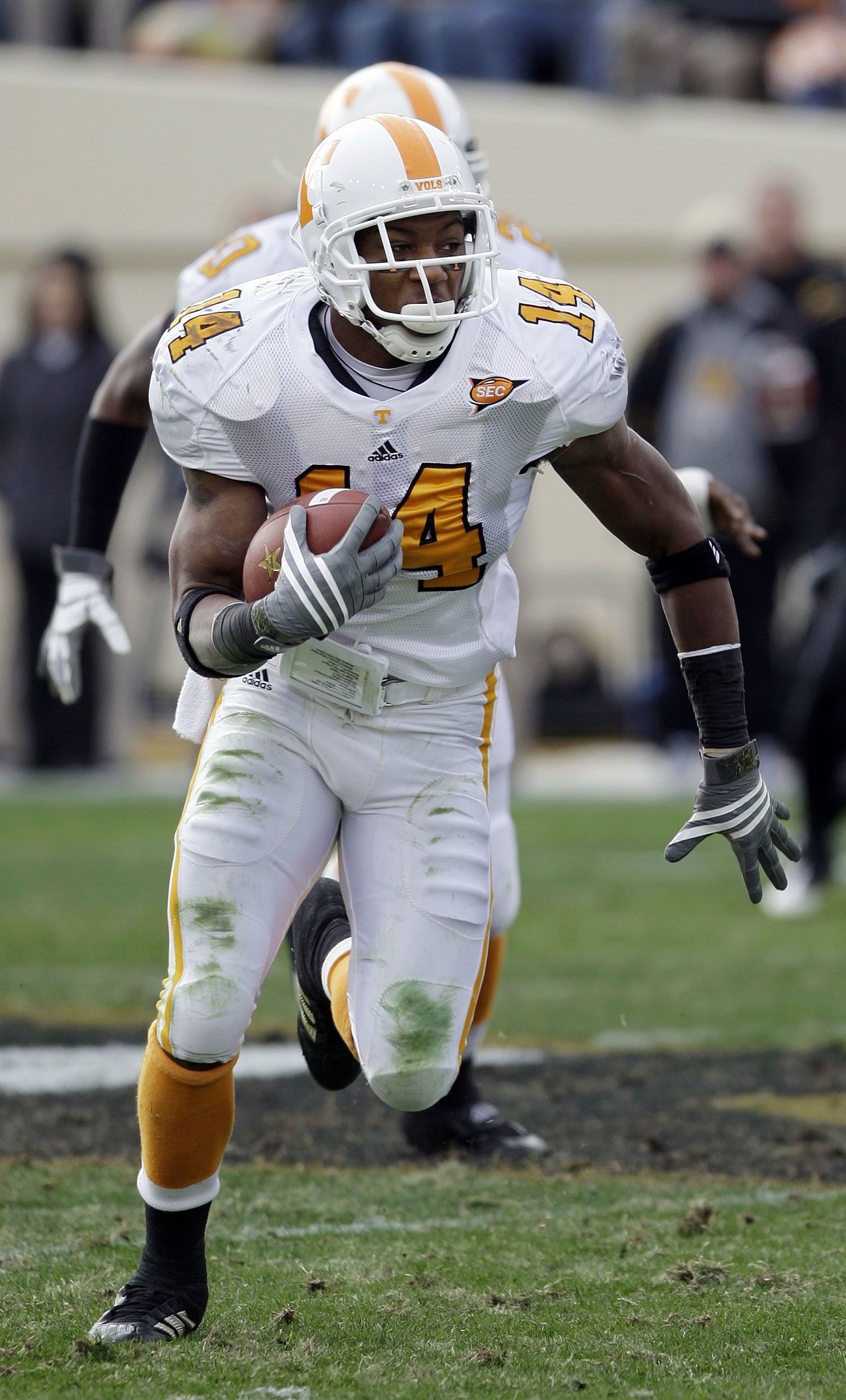 Eric berry tennessee football