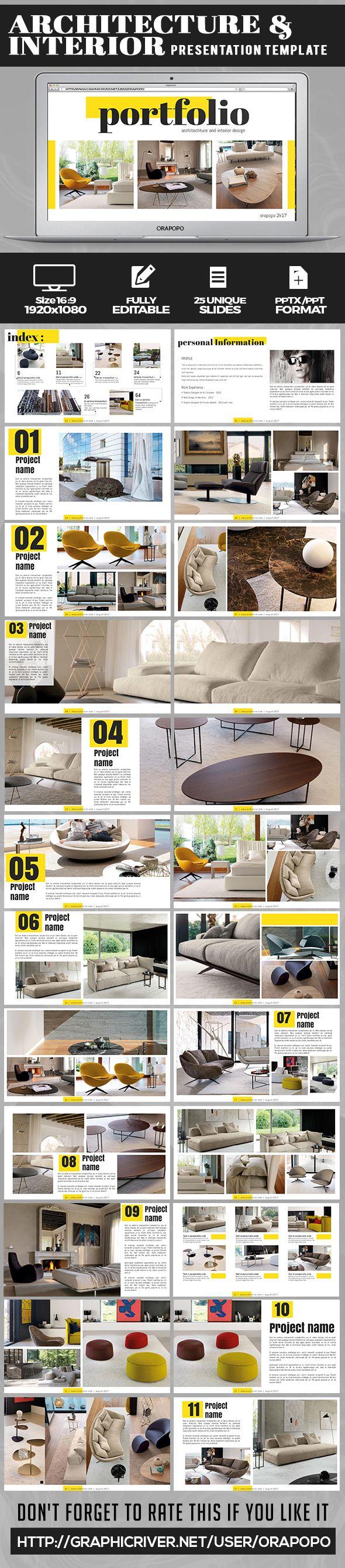 Architecture And Interior Presentation