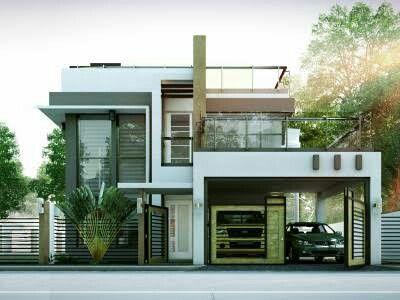 Fureistic Design Amazing Design 2 Storey House Design Duplex House Design 2 Story House Design