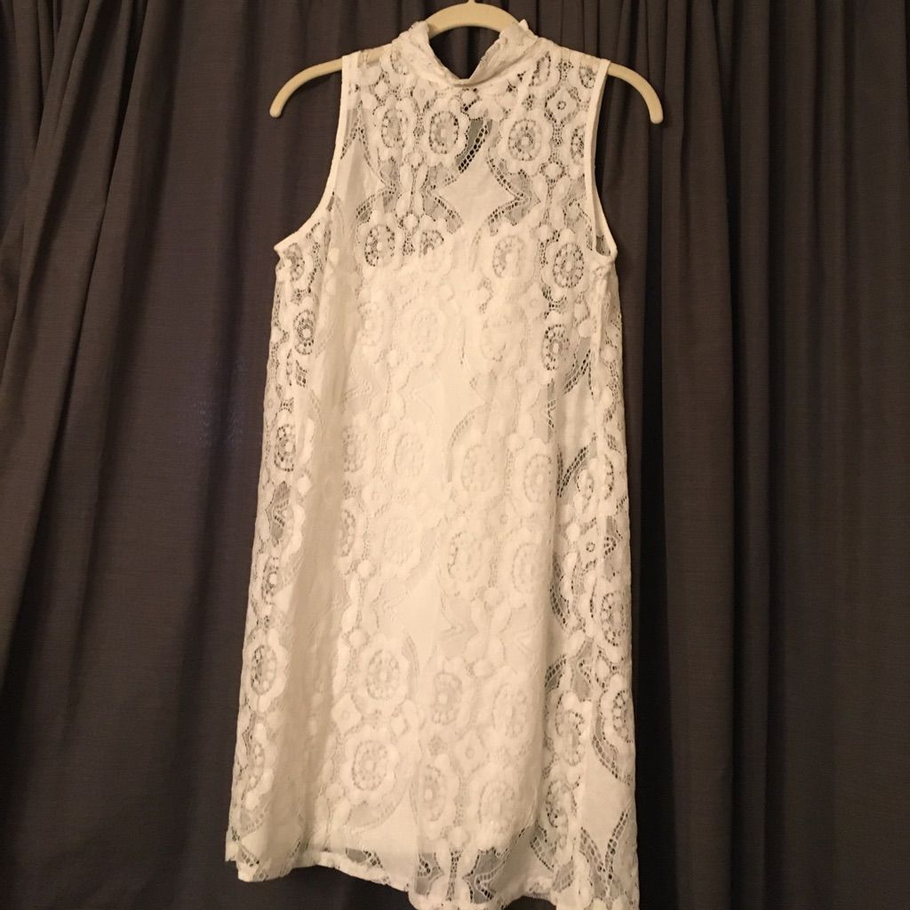 White pc dress products