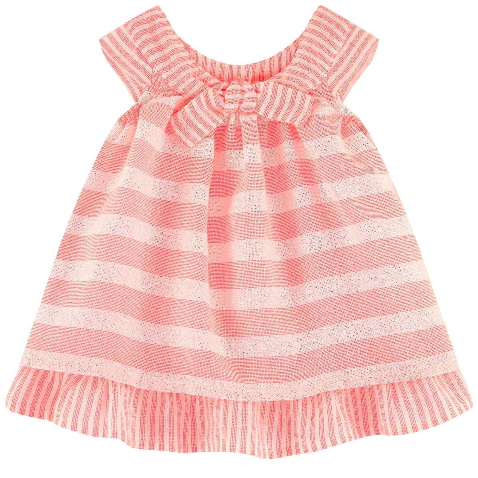Dress and matching bloomers Baby kleren