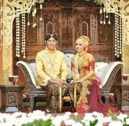 Baju Pengantin Muslim Jawa Foto Wedding Muslim Wedding