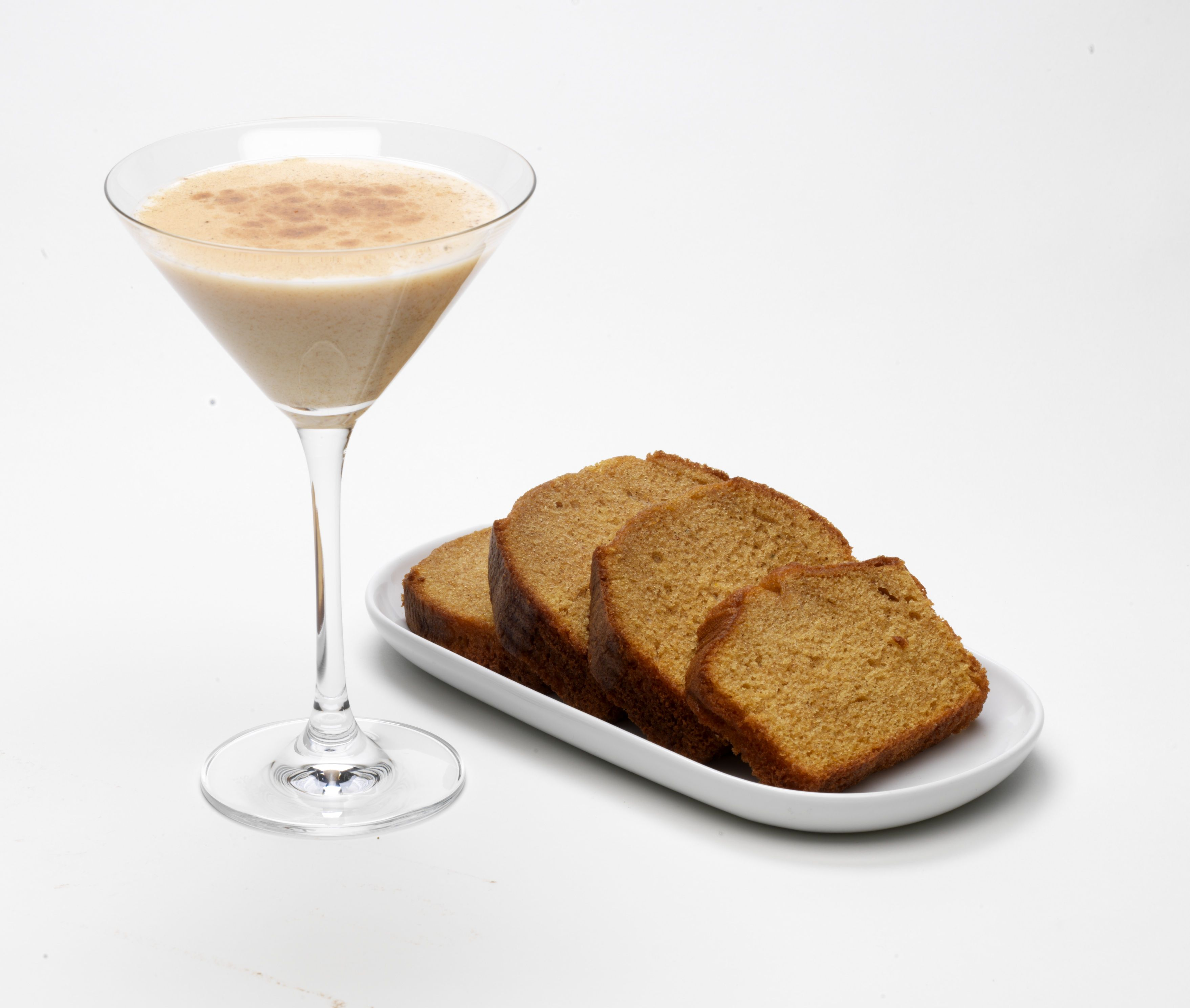 GINGERBREAD MARTINI: 3 Parts RumChata 1 Part Gingerbread