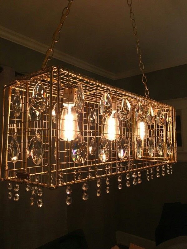 Rustic Wire Mesh Pendant Light. | industrial | Pinterest | Wire mesh ...