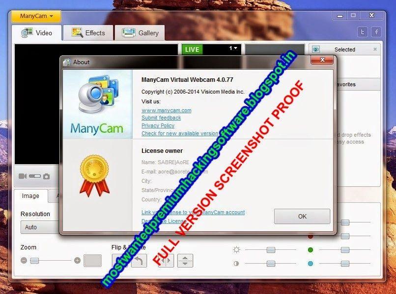manycam pro version