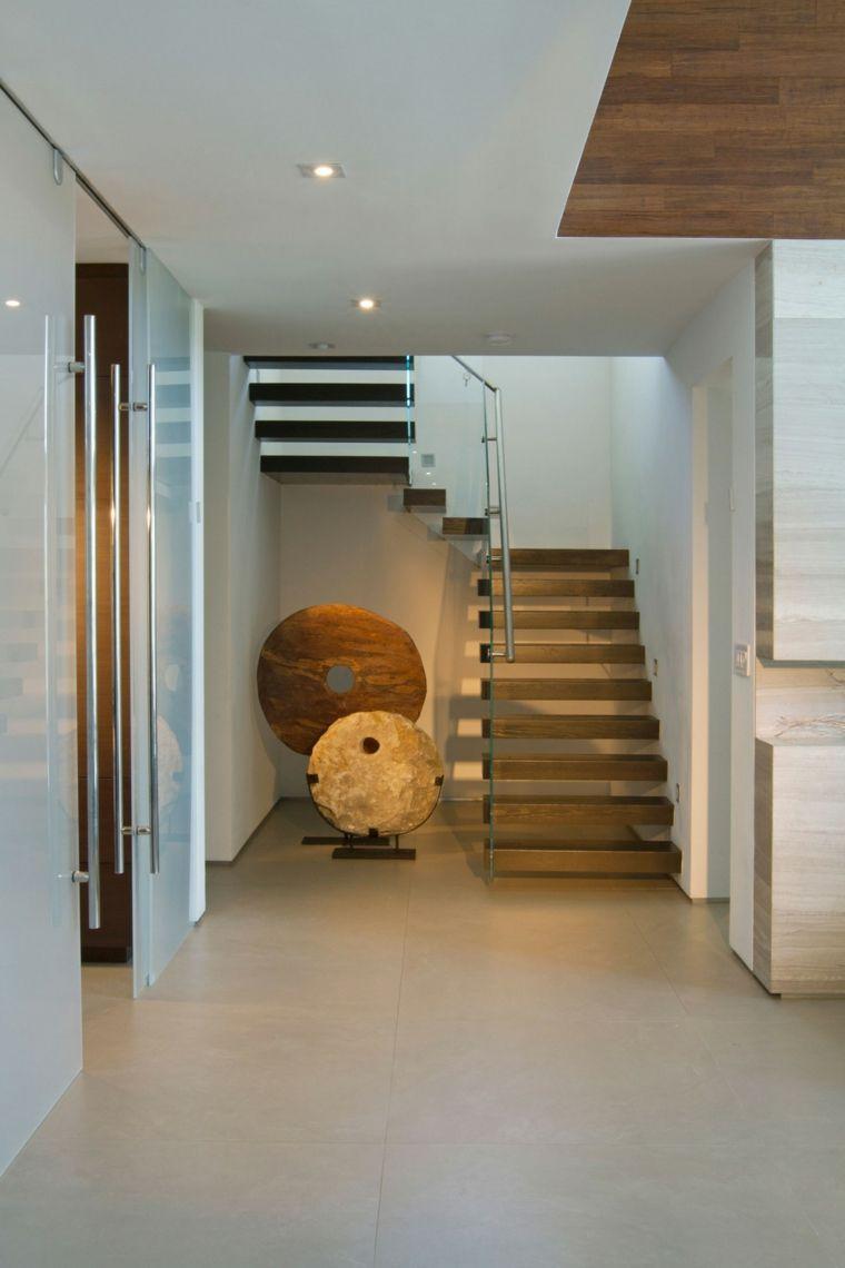 Recibidores modernos y las mejores ideas para decorarlos buen arte dise o de interiores - Recibidores de casas modernas ...