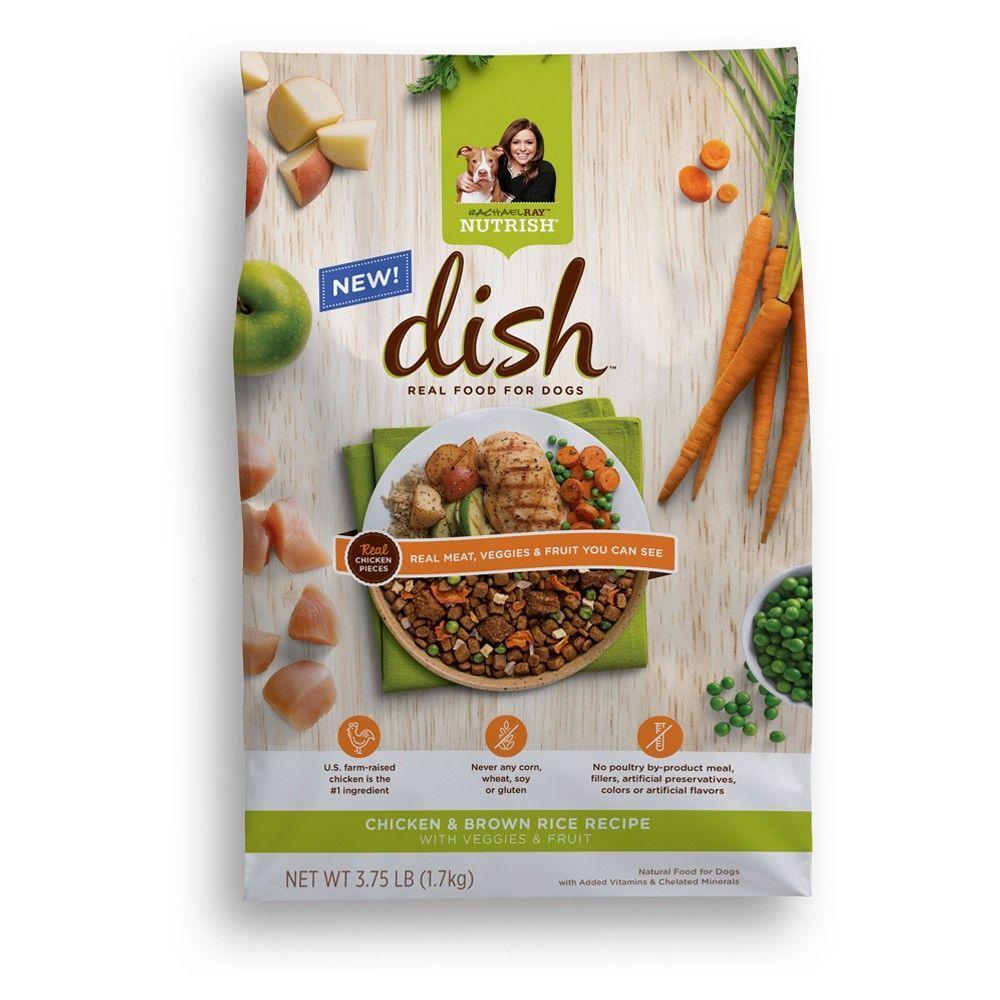 Rachael Ray Nutrish Dish Chicken Brown Rice Dry Dog Food 23 Lb