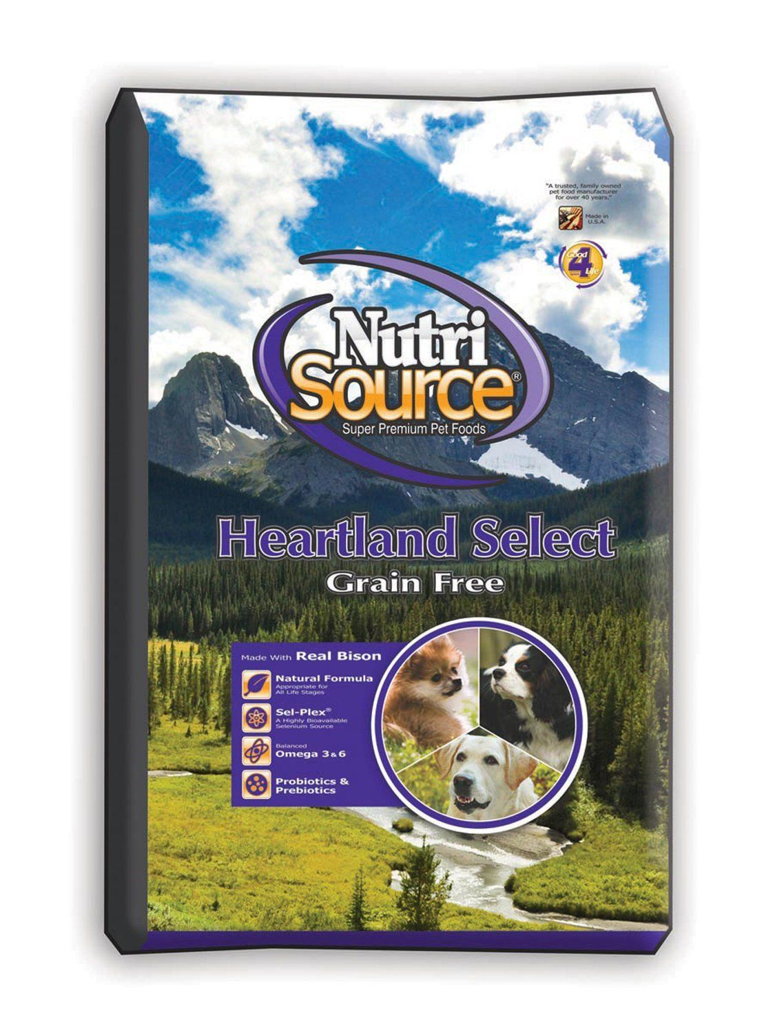 Nutri Source Grain Free Heartland Select >>> New and