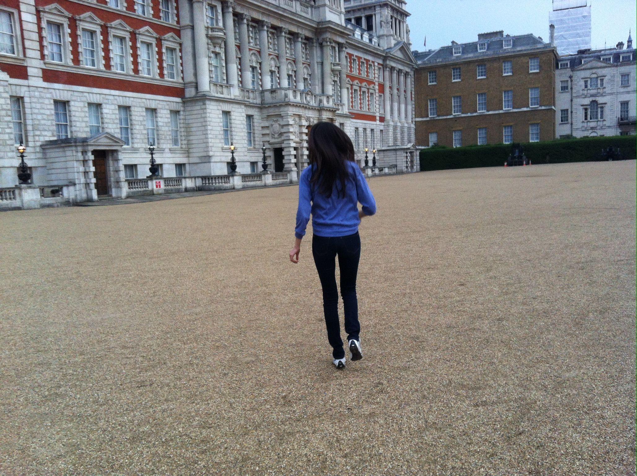 London- I'm a hopeless romantic