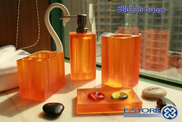1000 images about Rangitoto Bathroom Styling – Orange Bathroom Accessories