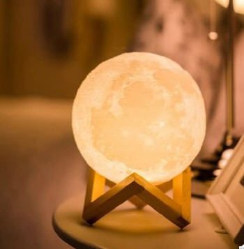 Hot Sale Moon Ball With Led Light By Stronghero Moon Light Lamp Lamp Led Lights