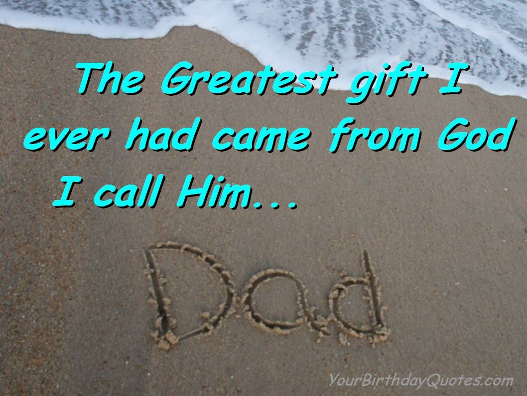 Love Dad Quotes Fathersdaydaddaddyquoteswishesquotelovegreatestgift