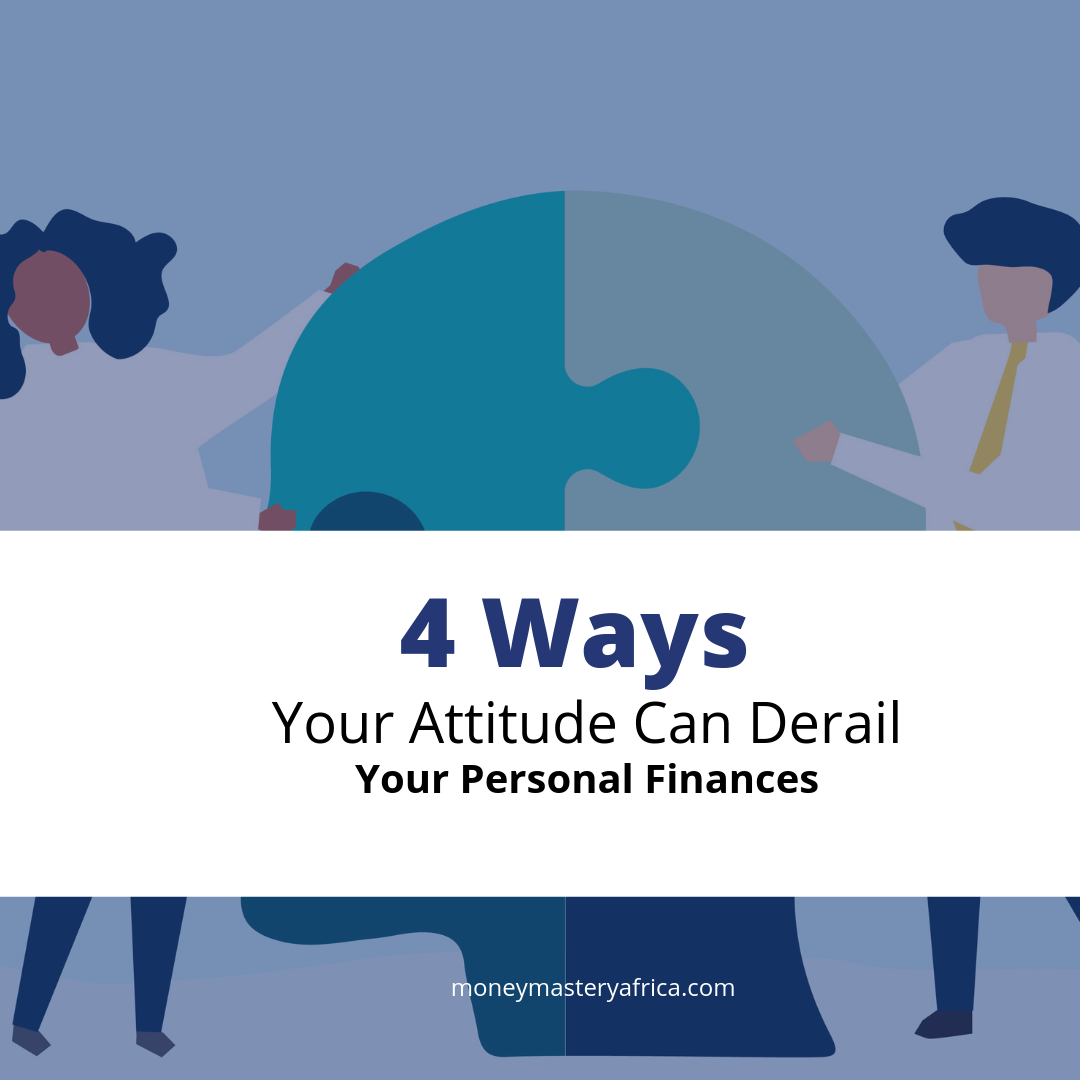Do you know how your money attitude affects your financial