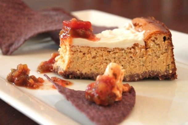 Mexican Cheesecake - A Must for Cinco De Mayo