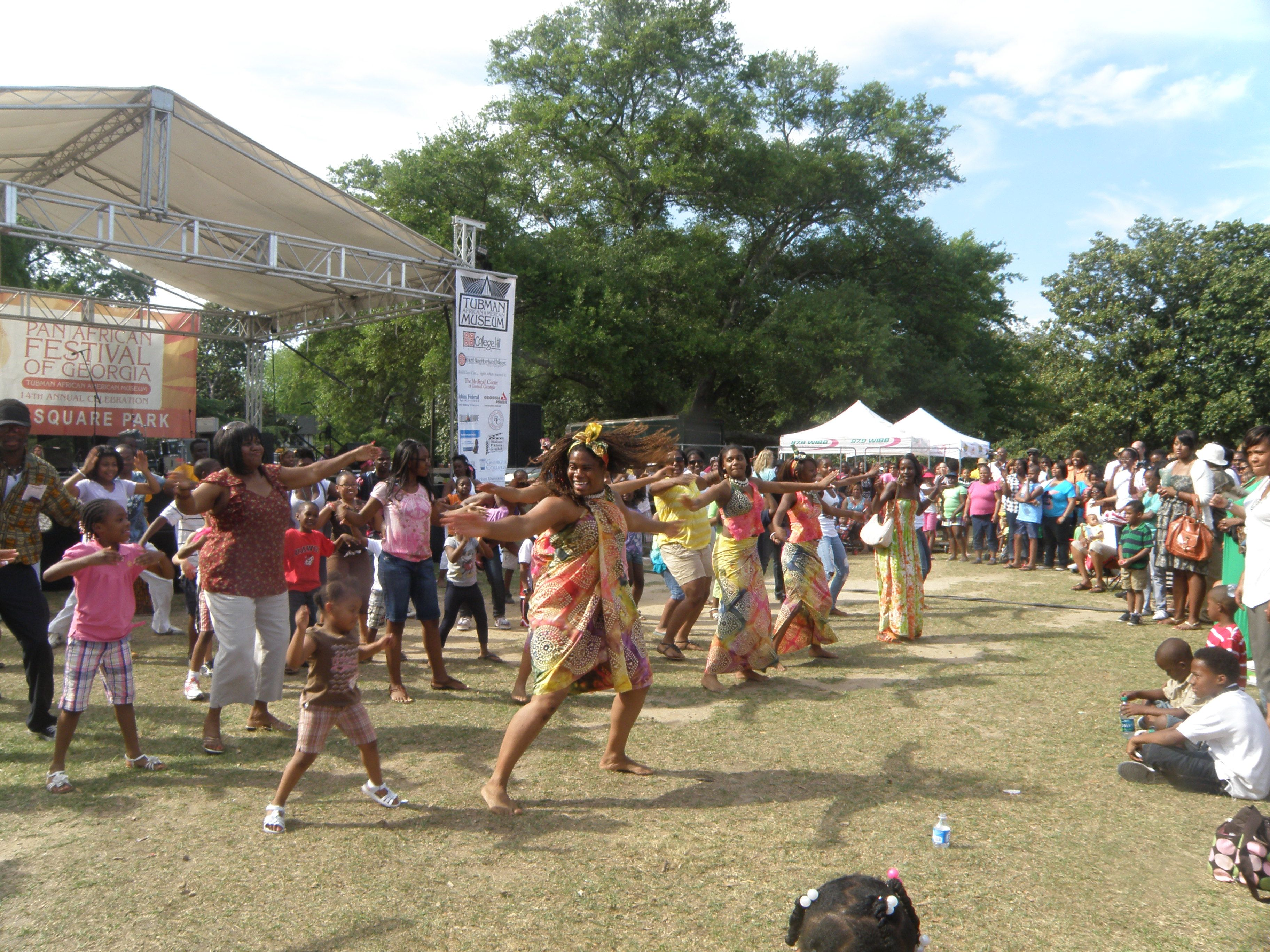 Pan african festival in macon african festivals
