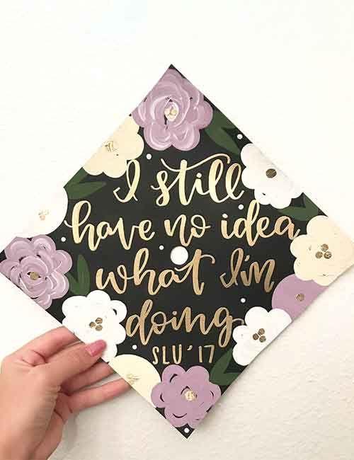 20 Best Graduation Cap Decoration Ideas & 20 Best Graduation Cap Decoration Ideas | Pinterest | Cap ...