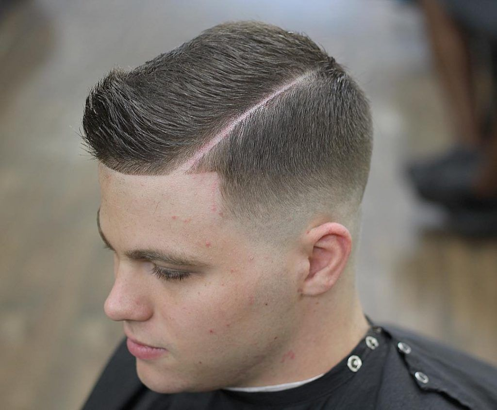 New Trend High Fade Haircut Styles Pinterest Hair