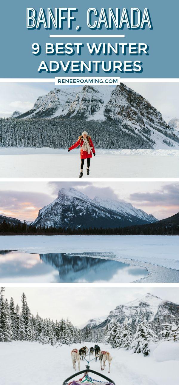 Photo of Mejor en Winter Adventures en Banff, Canadá