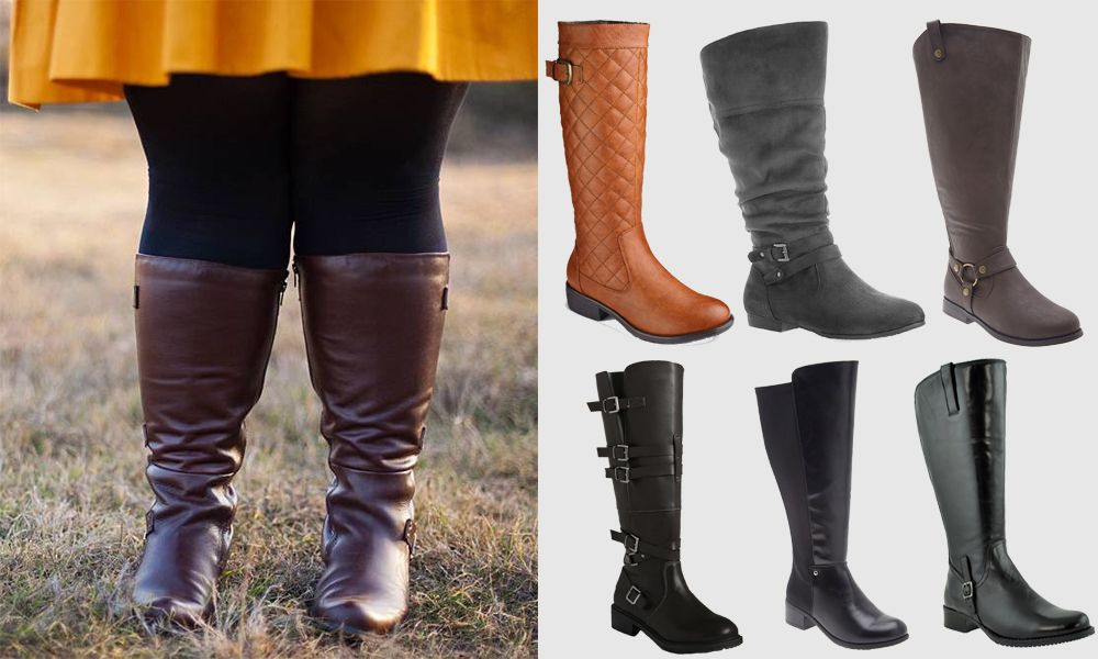 c542405eec5 UPDATED  10 Tall Boots That Fit Wide Calves Above 18 Inches