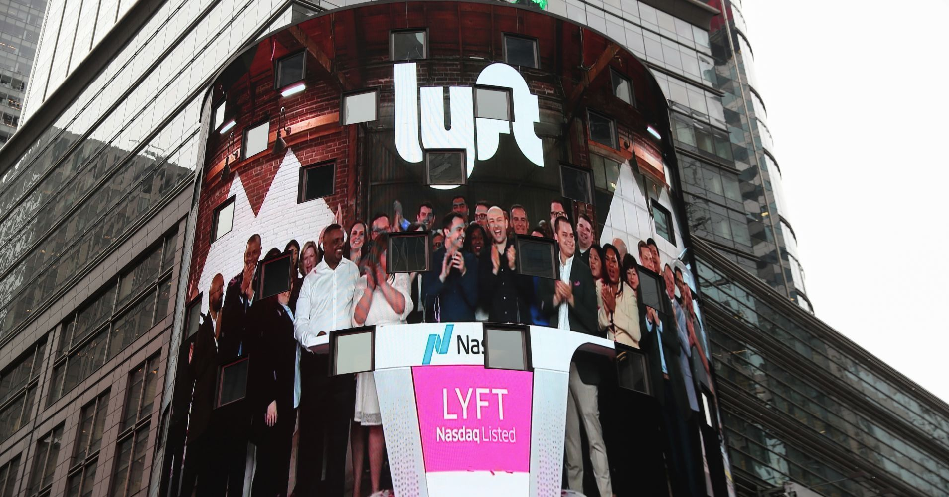 Buying Lyft stock requires making 'too many big