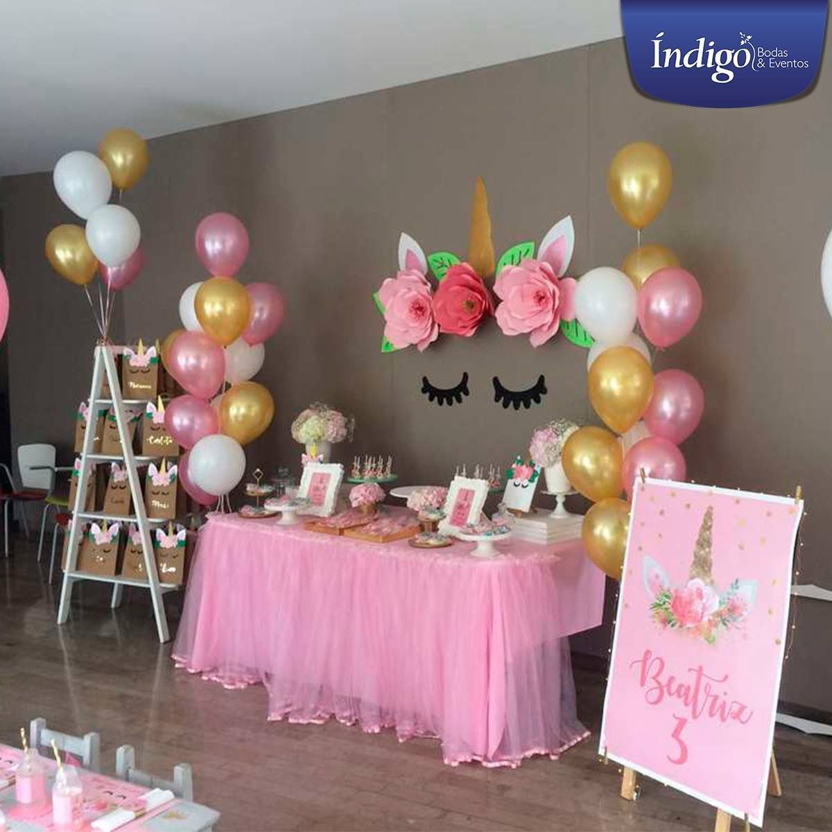 Imagen relacionada fiesta pinterest unicornio for Ideas decoracion cumpleanos