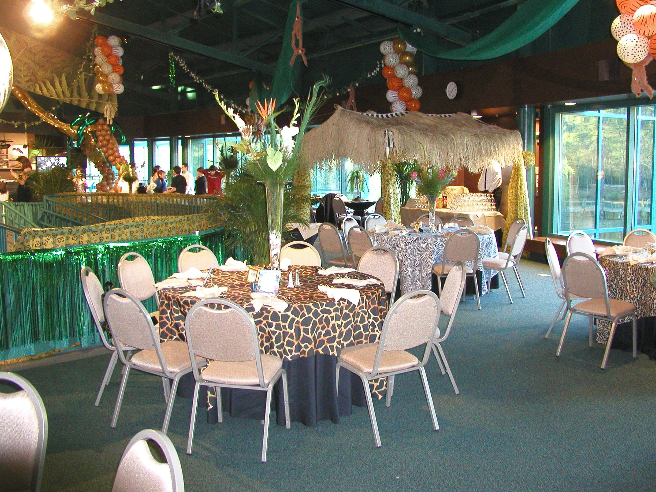 The Virginia Living Museum Is A Great Choice For An Event