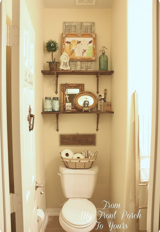 26 Half Bathroom Ideas And Design For Upgrade Your House  Half Brilliant Ways To Decorate A Small Bathroom Decorating Inspiration