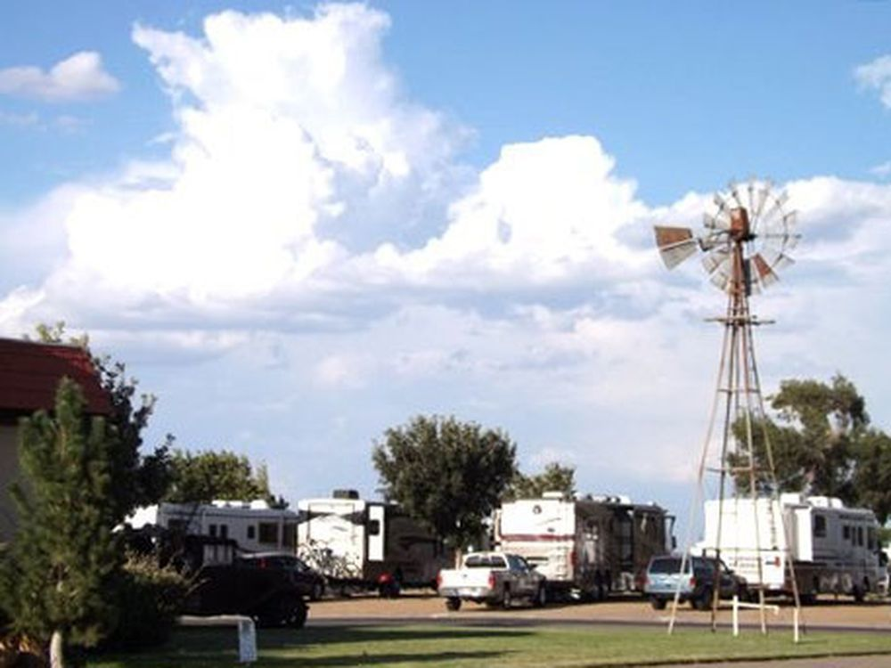 Amarillo Ranch Rv Park Amarillo Campgrounds Rv Parks Campground Park