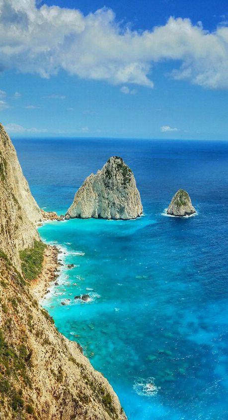 Cliffs at Keri, #Zakynthos, #Greece